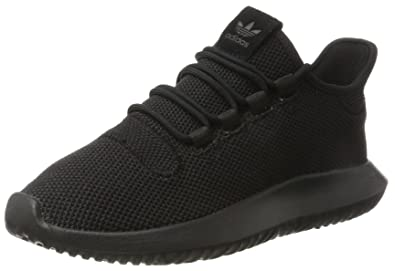adidas Tubular Shadow Womens Trainers Black Black - 4 UK